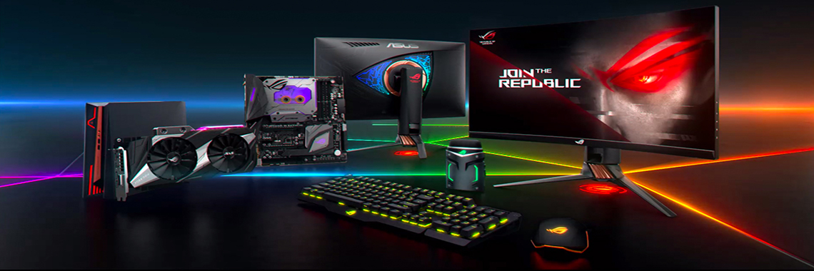 Gaming Pcs and Laptops